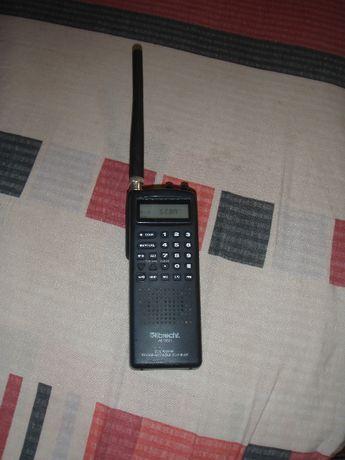 Scaner radio Albrecht AE65H 66 - 88Mhz, 137 - 174Mhz, 406 - 512 Mhz