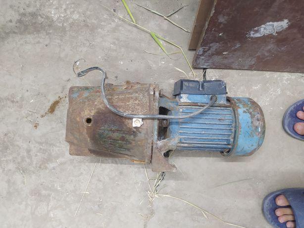Электродвигатель от вакумного насоса