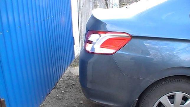 Парктроник без сверления бампера