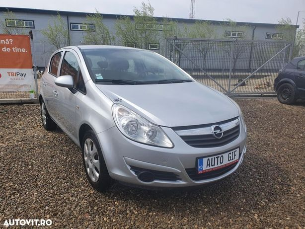 Opel Corsa Ful Option Posibilitate RATE AVANS 0 %