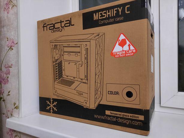 Fractal Design Meshify C Черный