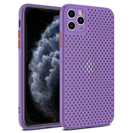 Силиконов дишащ кейс Breath Case за iPhone 11