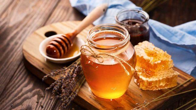 Мёд джинтак, курай, майский. Натуральный 100%