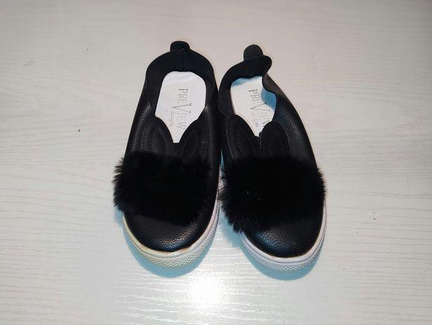 Новая детская обувь - размеры 32, 20