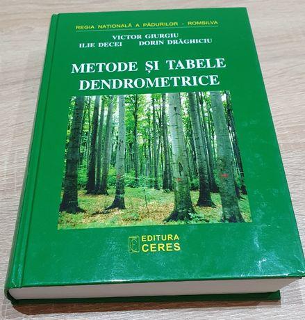 Carte Metode şi Tabele Dendrometrice