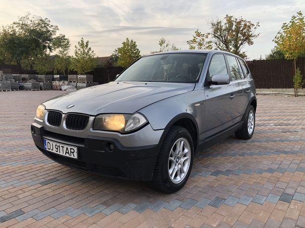 BMW X3,An 2006,2.0D,4x4