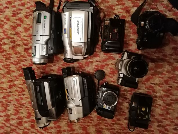 Camere foto/video pentru piese.