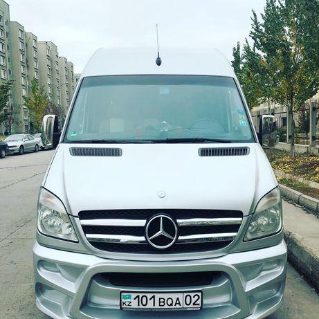 Аренда Микроавтобуса Алматы, Пассажирские перевозки Недорого, автобуса