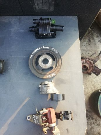 Fulie,suport rola intinzator,electrovalve,termostat ford focus 1.6 hdi