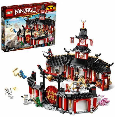 Lego Ninjago Лего Ниндзяго 70670 Монастырь Кружитсу