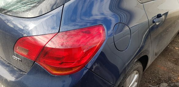 Стоп заден десен Opel Astra J 1.7 затъмнен