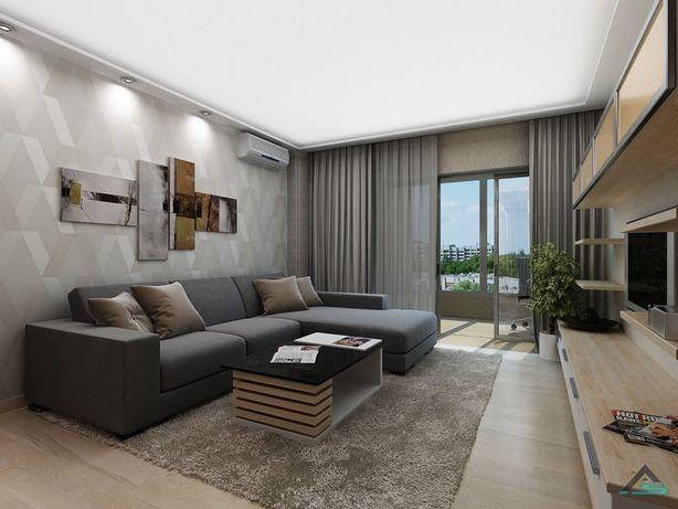 3 комнатная квартира в центре города Лазурнай квартал