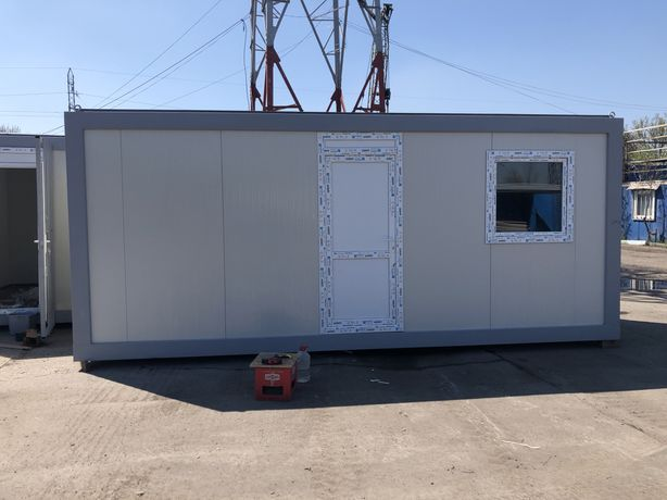 Container tip birou casă garaj vestiar sanitar modular vitrină