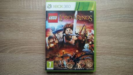 Vand LEGO The Lord of the Rings Xbox 360 X box X-box