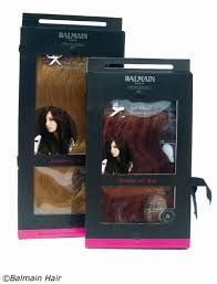 Extensii par 100% naturale Balmain Double Hair Strip