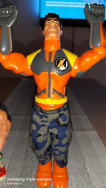 Figurine Action Man
