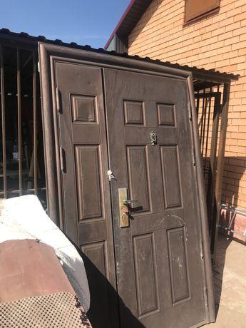 Железный дверь