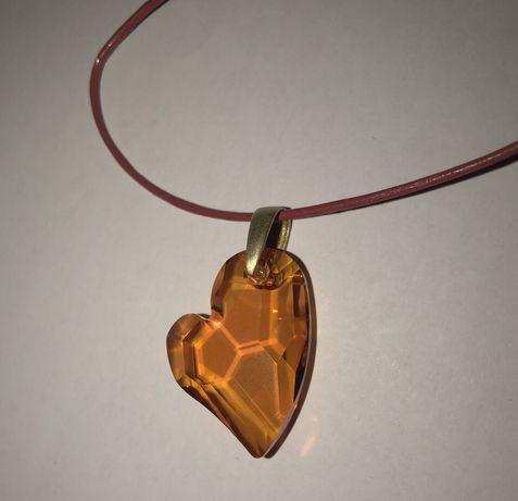 Pandantiv inima (swarovski)