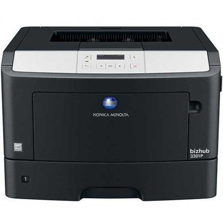 Лазерен принтер Konica Minolta Bizhub 3301P