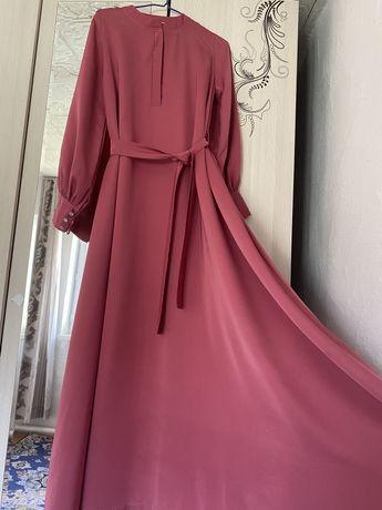 Платье длинное  хиджаб