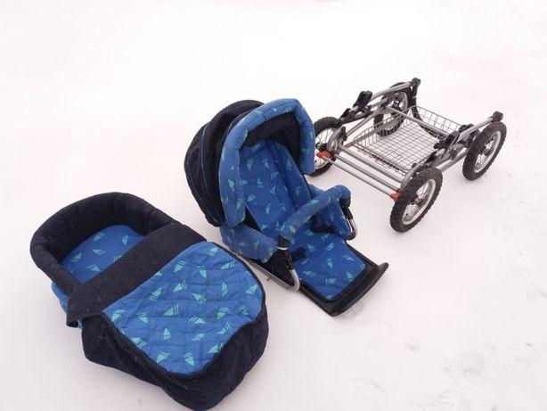Продаю Детскую коляску - трансформер зима-лето