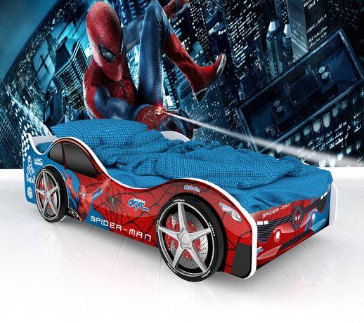 Детская кровать машина /  Балалар карават машинасы