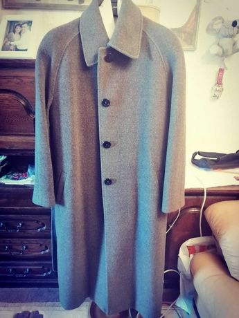 Кашемировое итальянское пальто Brandi