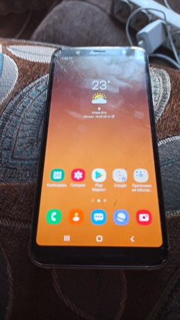 Продам Samsung galaxy A6 plus