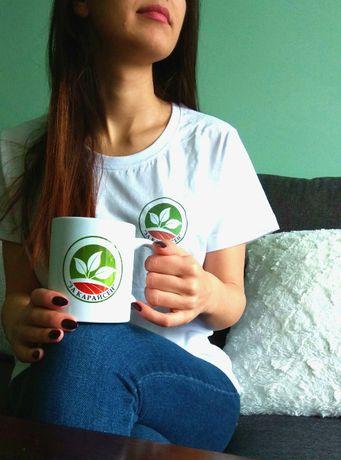 """Чаши с лого """"За Карайсен"""""""