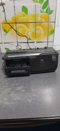 Radiocasetofon Panasonic