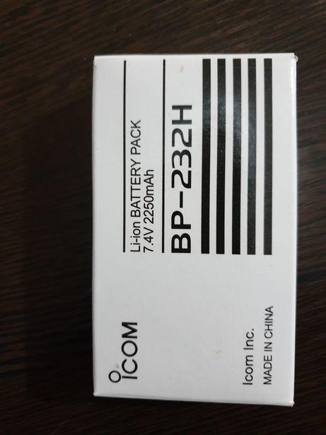 Аккумулятор для рации ICOM BP-232H
