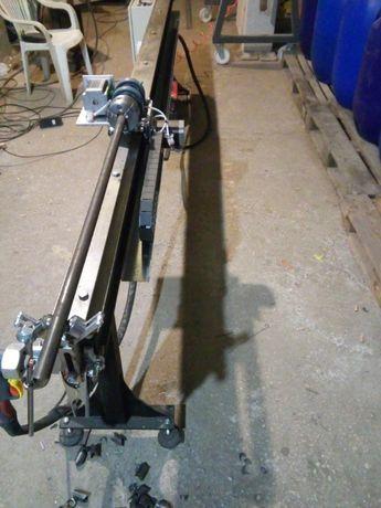 Продавам CNC машина за плазмено рязане на тръби до ф120мм