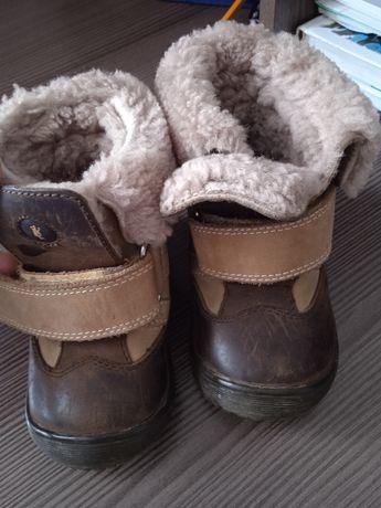 Ботинки цигейка. 22 размер .