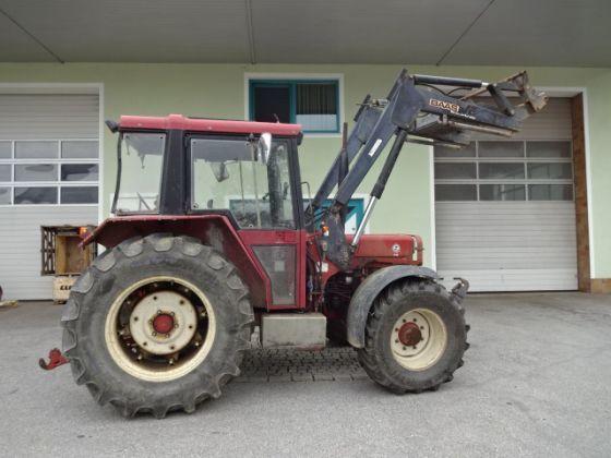 Dezmembrez tractor Case IH 833 845 Case 856xl