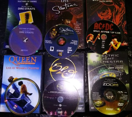 DVD VIDEO - Concert Колекция
