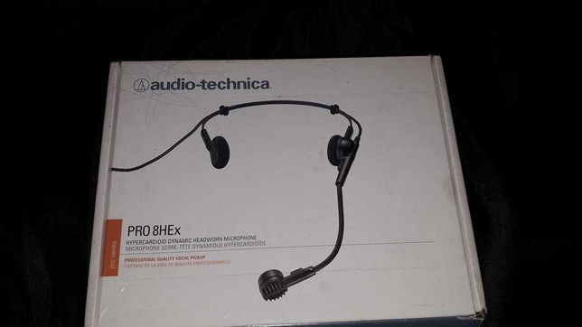 Microfon headset Audio-Technica PRO8HEx