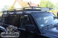 Portbagaj Nissan Patrol Y60 Roof Rack OffRoad - MODEL LUNG