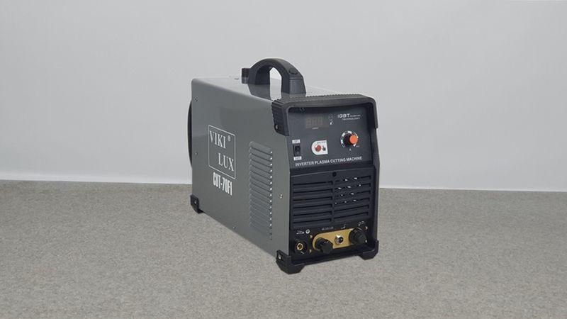 Плазма за рязане CUT 70F1 Viki Lux трифазен апарат за плазмено рязане гр. Хасково - image 1