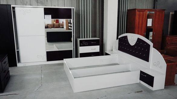 Спален комплект БЕЛЛА Мебели РУМ Кремиковци