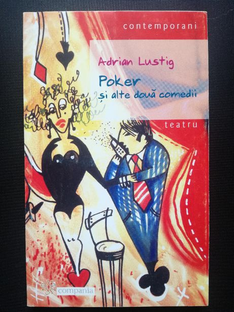 Poker si alte doua comedii - Adrian Lustig