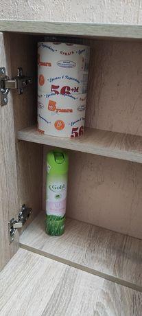 Шкаф с тумбой для белья