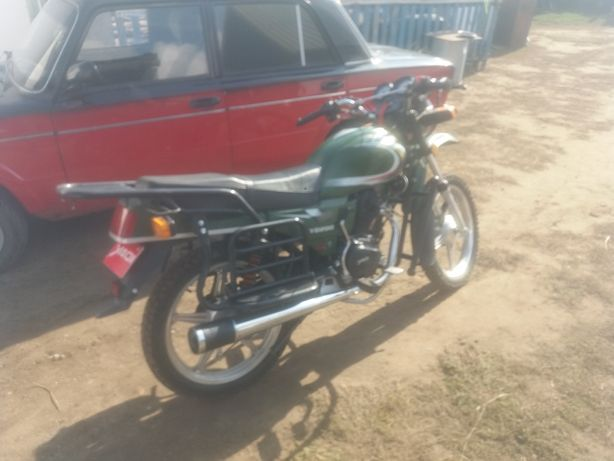 продам мотоцикл 200кубов