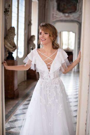 Свадебное платье от Daria Karlozi (Испания)