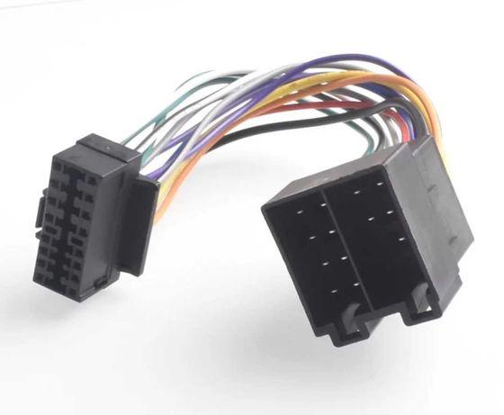 Преходник за Сони радио системи към стандарта ISO SKSY16-21+ISO