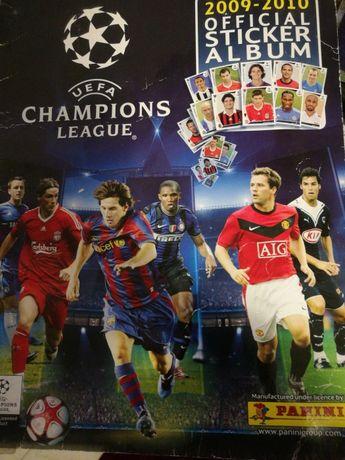 Album Champions League 2009-2010