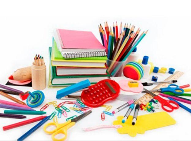 Школьные товары и учебники