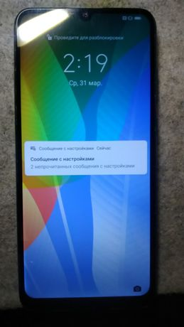 Huawei y6p 3/64 2021 года