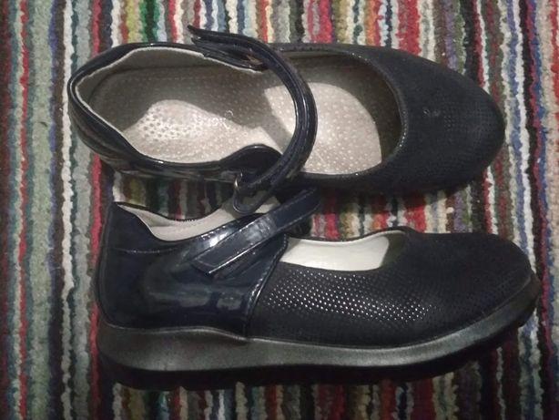 туфли школьные\ сандалии