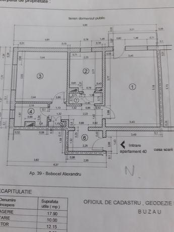 Vand apartament cu 2 camere, Micro 5