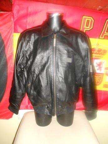 geaca piele leather jacket us air force 786 USA marimea XL